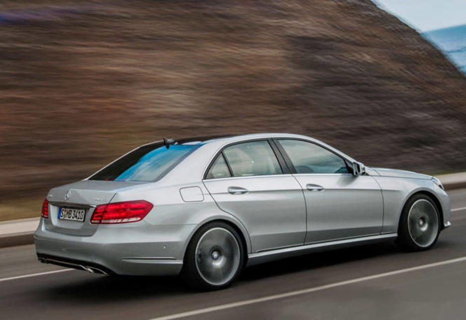 """Expect the E-Class to lead the way on pricing and features."""