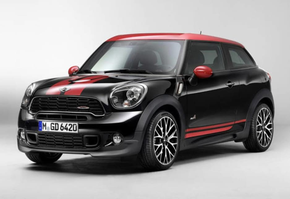 Leaked to the web without specs or information, the MINI John Cooper Works Paceman is already familiar--if not quite pleasing--to our eyes. But do the official details on MINI's latest car persuade us to want to like it?