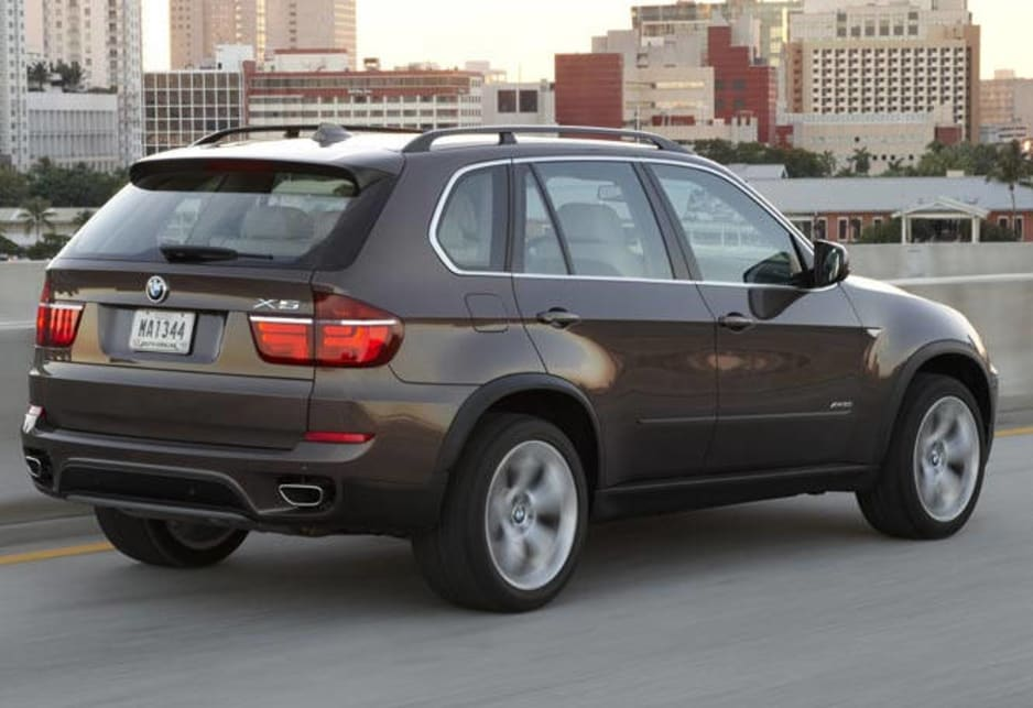 Bmw X5 Xdrive40d Sport Lci 2010 Review Carsguide