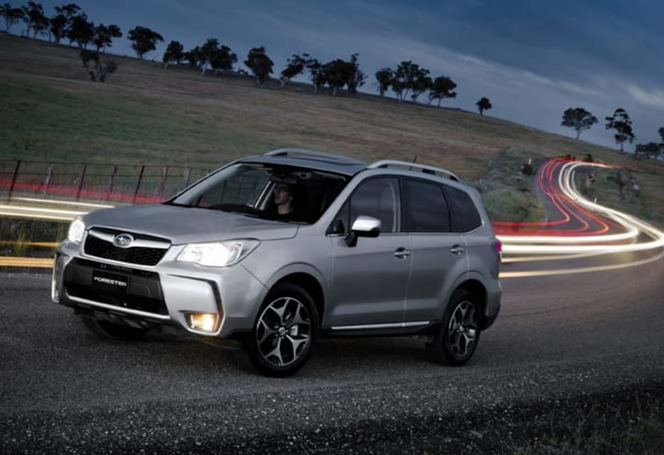 Subaru Forester XT automatic AWD 2013 review | CarsGuide