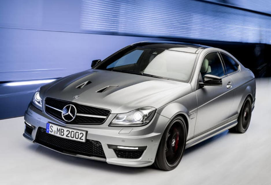 Mercedes-Benz C63 AMG Edition 507