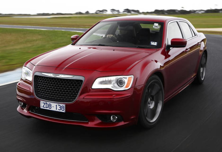 Despite its size, the SRT8 is capable of doing 0-100kmh in the sub 5.0 second bracket.