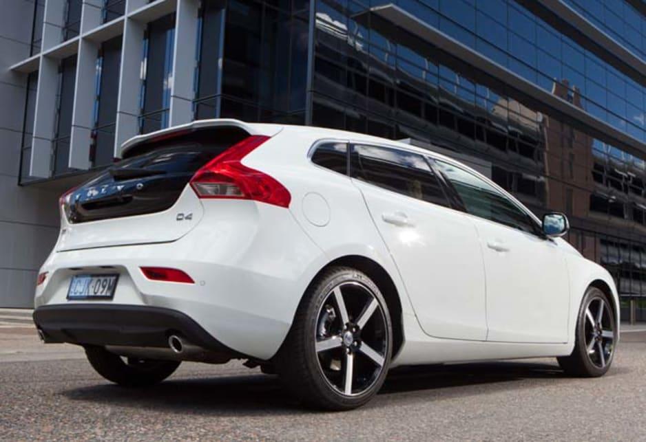 New Car Sales Price Volvo V40 Car News Carsguide