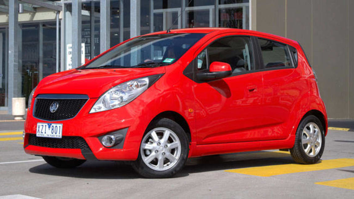 Used Holden Barina review: 1989-2012 | CarsGuide