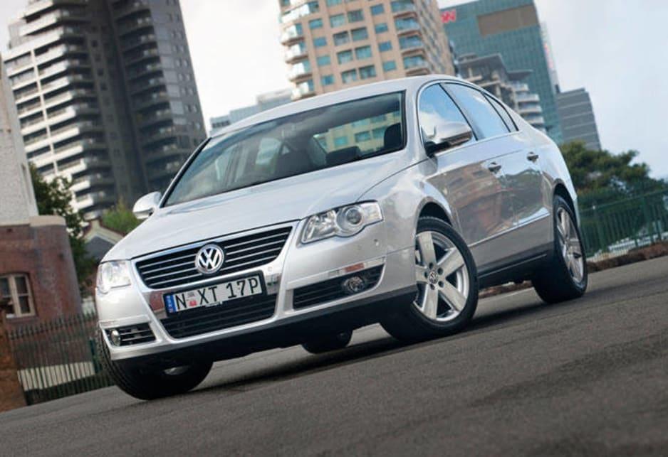 Used Volkswagen Passat review: 1995-2012 | CarsGuide