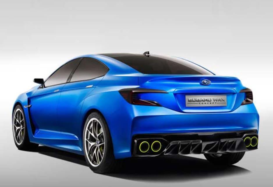 New Subaru Wrx The Fastest Ever Car News Carsguide