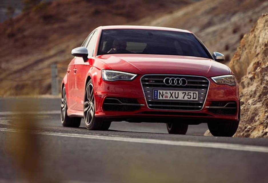 Audi S3 Sportback 2014 review   CarsGuide