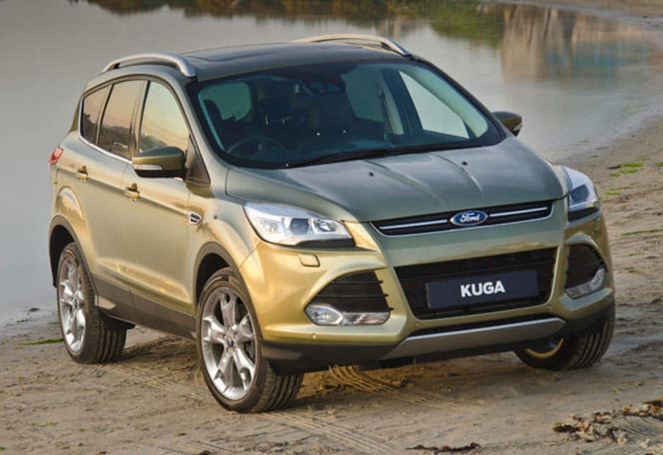 Ford Kuga Trend 2013 Review Carsguide