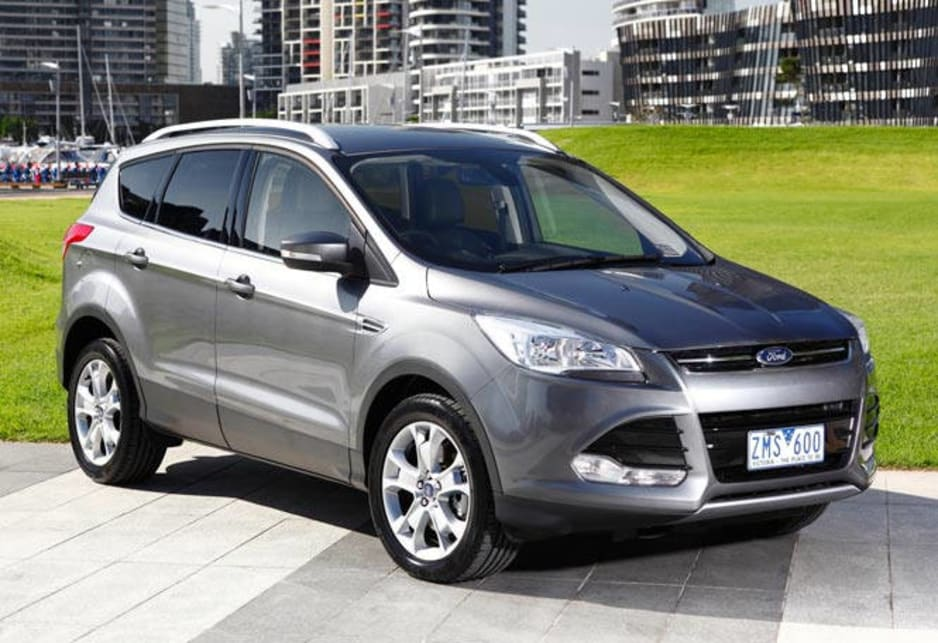 Ford Kuga TF Trend.