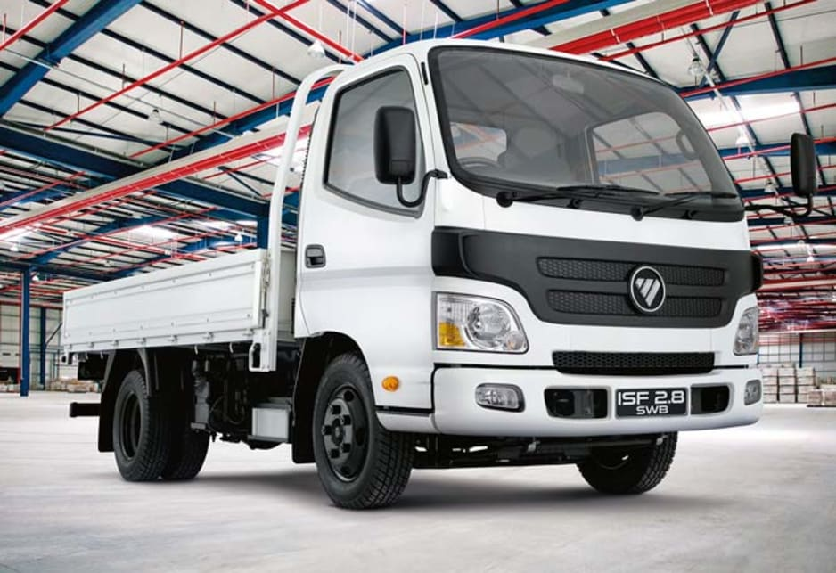 Ateco is yet to finalise the new Foton dealer list, describing it as a work in progress, but says it will represent proper national coverage, including Western Australia.