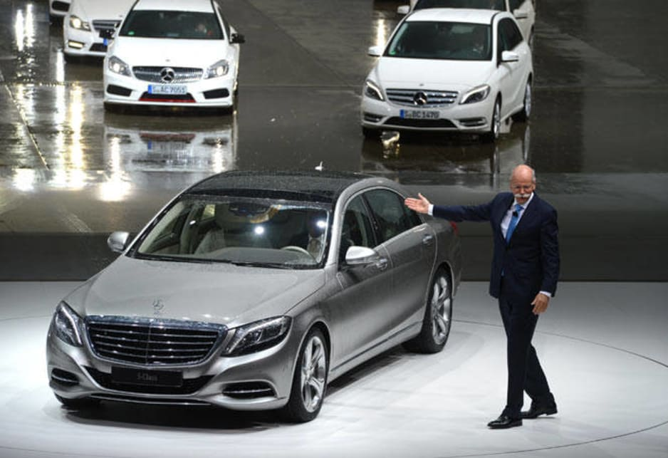 "The car you buy in 2020 might not be the world's best, it may cost less than one tenth of the least expensive S-Class, but it will include features that debut in the ""world's best car"" as the new S is inevitably described."