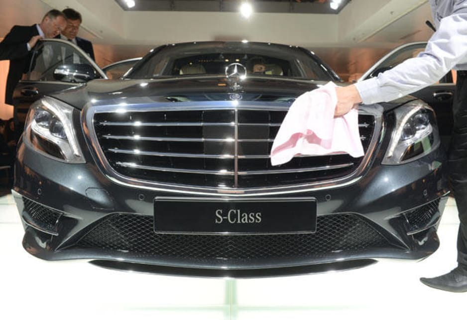Best car in the world or not, close to a quarter of the S-Class sticker price is luxury car tax.