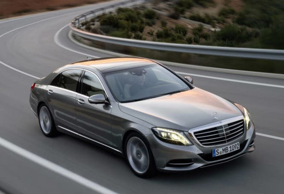 Mercedes is preparing for the launch of an S Class that can drive itself with no involvement from the driver whatsoever.