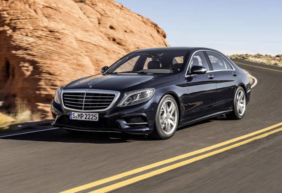 The new 2014 Mercedes-Benz S Class has all the technology needed to operate fully autonomously, but has been programmed not to due to a lack of legislation.