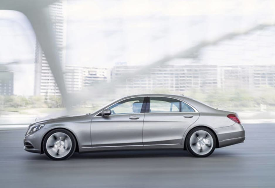 In previous generations, Benz's flagship has pioneered such staples as airbags, central locking, anti-lock brakes, electronic stability program - the latter finally about to become mandatory across the country.