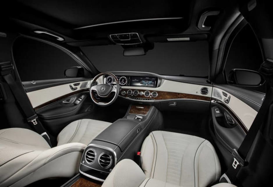Mercedes-Benz reveals new S-Class - and your next car too.