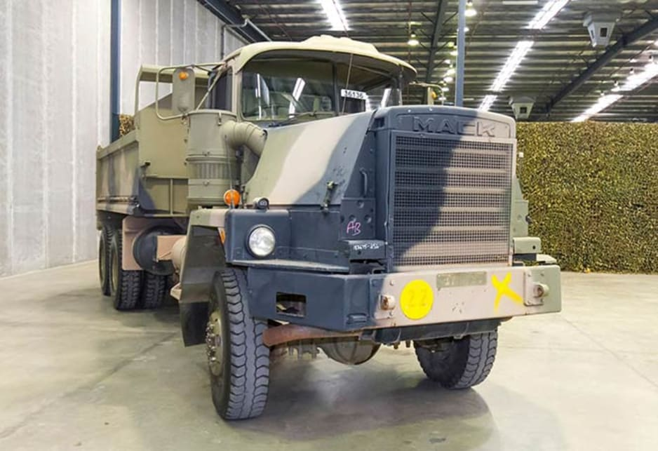 ADF selling off military vehicles to the public - Car News