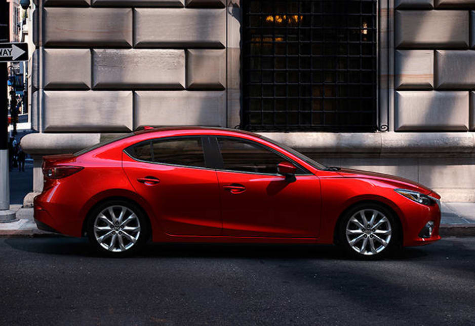 Looking similar to a slightly scaled-down Mazda6 in sedan form and a bit Alfa-ish around the tail on the hatch, the new Mazda3 brings with it a rash of advanced technology including one of the better multi-media systems in a car in this price bracket.