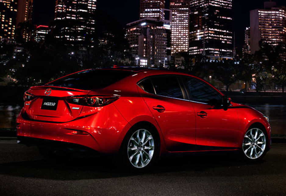 This is a ground up new model from Mazda with the full gamut of efficiency optimised SkyActiv technology.