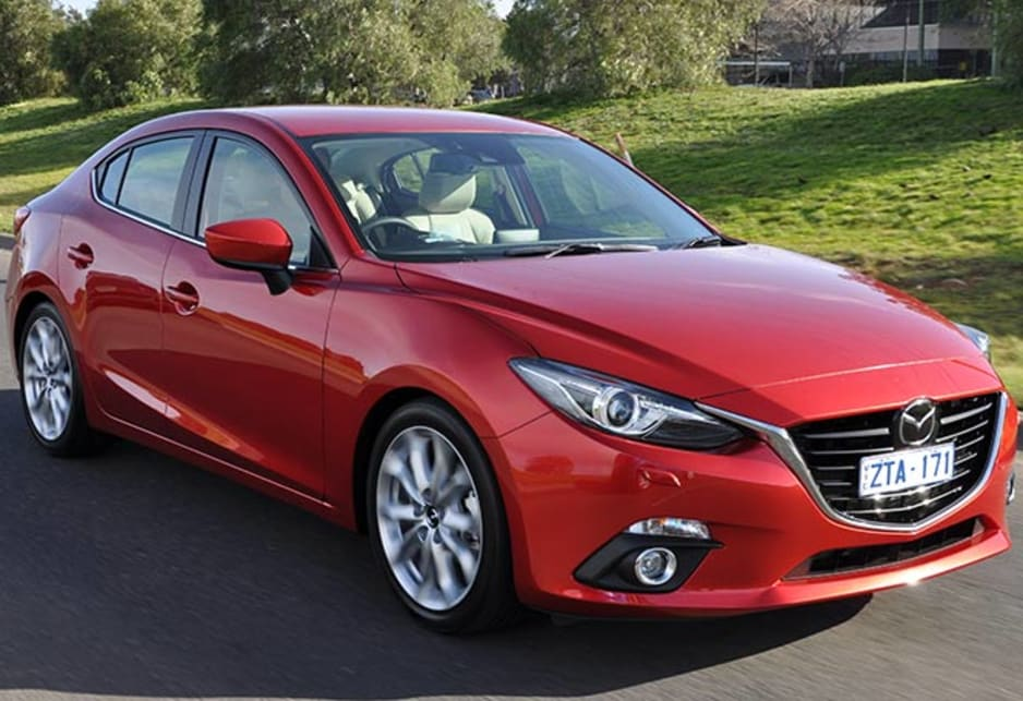 New 3 ushers in what Mazda calls i-Active Sense -- code for driver assist features like smart city brake support, auto brake function, blind spot monitoring, pedestrian safety system and a host of other technology designed to either avoid a crash or minimise injury.