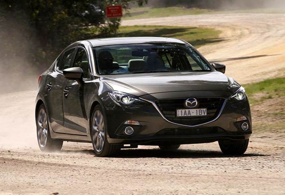 Mazda has had a taste of being number one in sales in Australia, and likes it -- which is hardly a surprise.