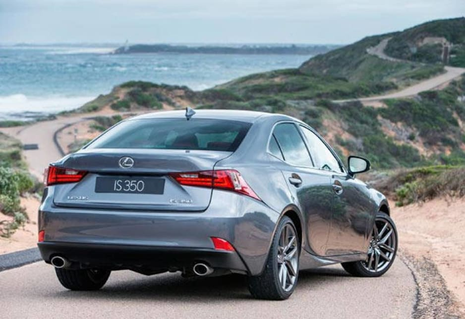 Related CoverageimageLexus IS review | first driveimage2013 Lexus IS prototype reviewimageNew Audi A4 1.8T reviewimageNew BMW 335i Sport reviewimageMercedes-Benz C-Class updatedMore on LEXUSMore car newsVisit our Prestige Guide