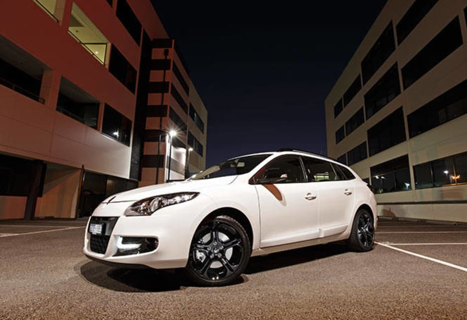 Renault stacks up well on the safety front. ANCAP rates it a five-star and it earned a score of 35.83/37, with the local crash-testing authority noting of the offset test. Renault Megane GT 220 Sport Wagon pictured.