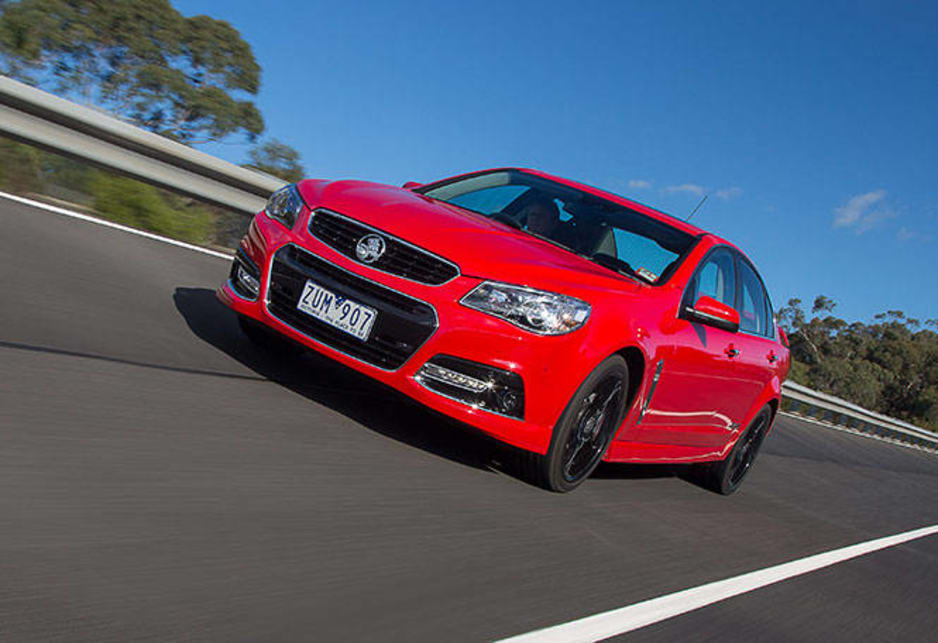 Holden Commodore SS V Redline 2013 review | CarsGuide