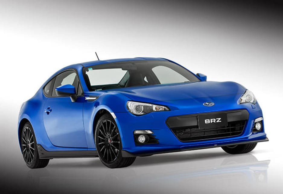 Subaru Australia has brought the BRZ S pack Down Under to further enhance its stunningly successful new sports coupe.