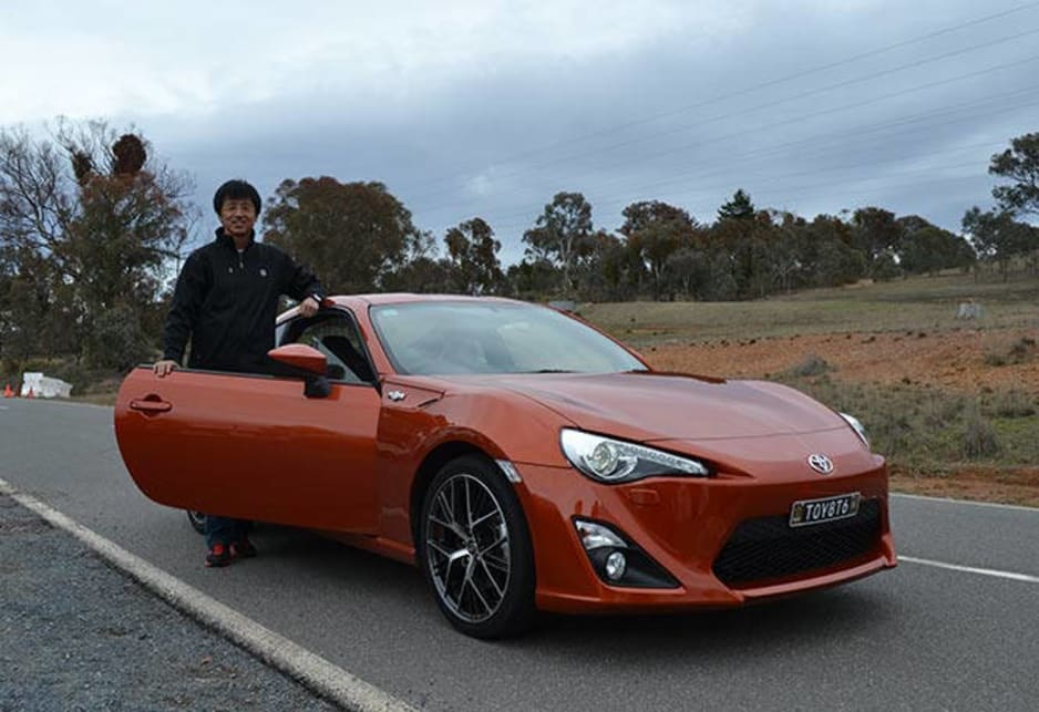 Toyota has given Australian media the first sneak peak at a new range of performance tweaks for its 86 sports car.
