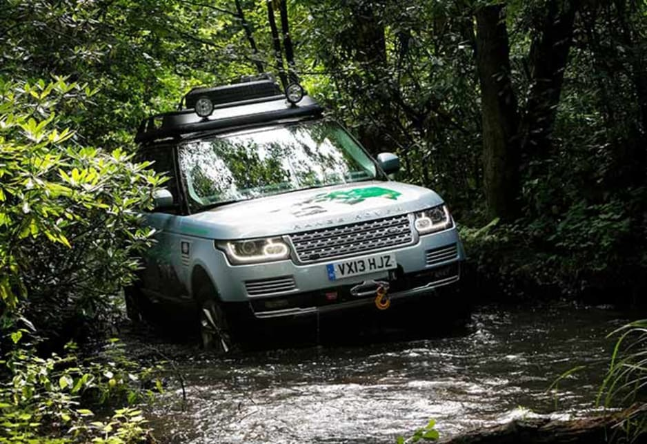 But Land Rover says significant work has gone into protecting the hybrid technology from damage, and that the hybrid Range Rovers are as capable as their conventional siblings.