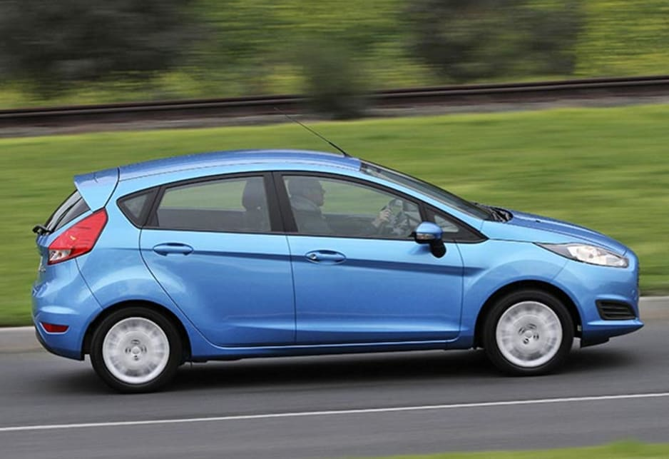2014 Ford Fiesta Trend and Ambiente