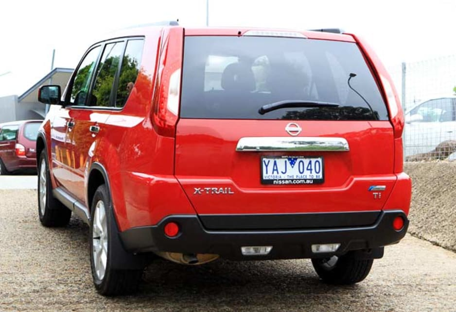 Nissan X-Trail: review