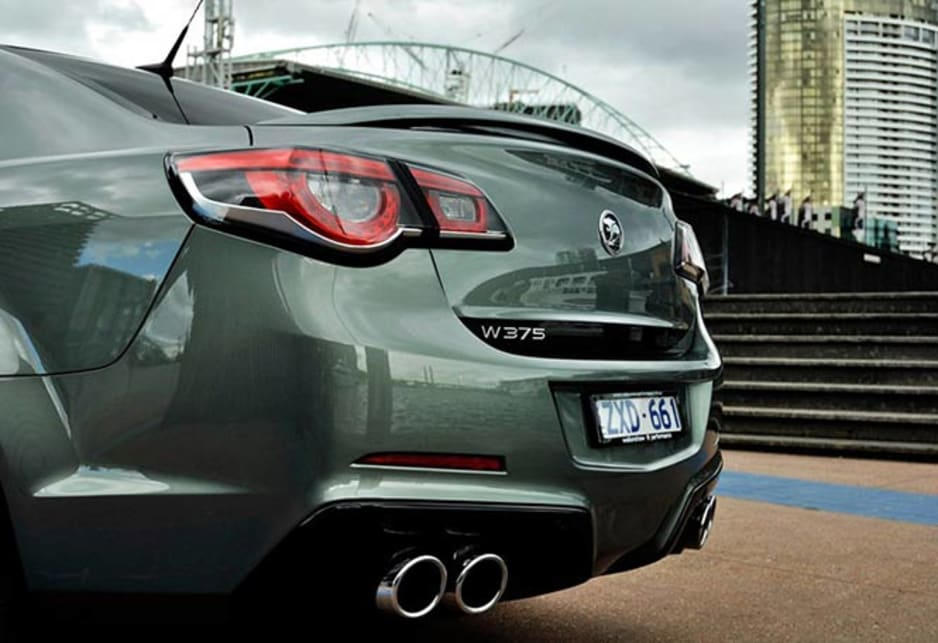 Walkinshaw Performance launches 375kW kit for HSV - Car News