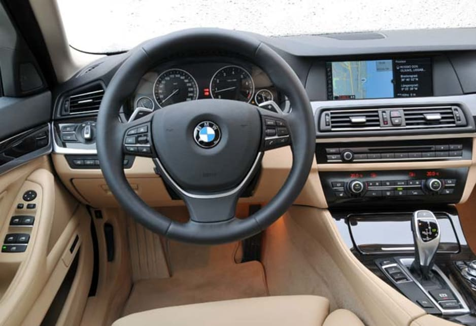 Bmw 5 Series 2010 Review Carsguide