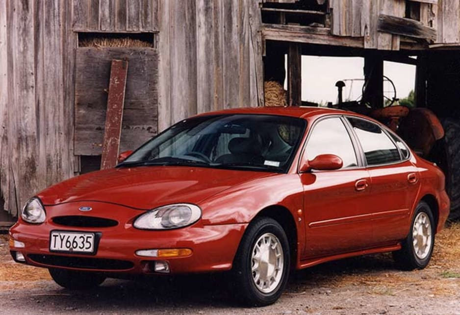 Ford Taurus Review >> Used Ford Taurus Review 1996 1998 Carsguide