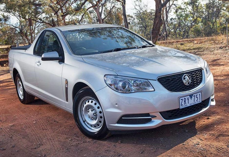 Holden VF Commodore Evoke Ute 2013 Review | CarsGuide