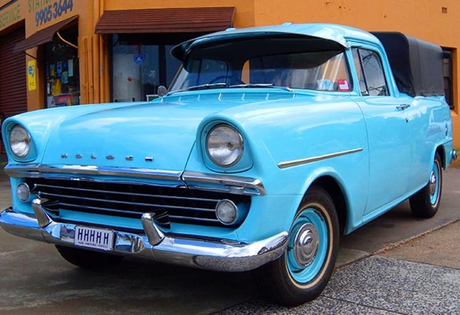 How Long Does A Tesla Take To Charge >> My 1960 Holden FB Ute - Car News | CarsGuide