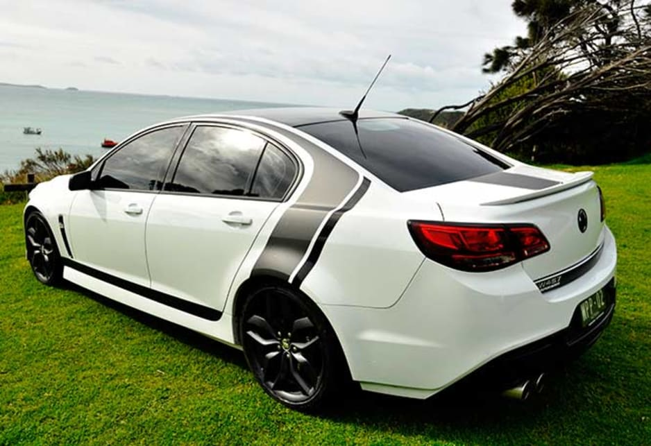 Walkinshaw W457 and W497 2013 Review | CarsGuide