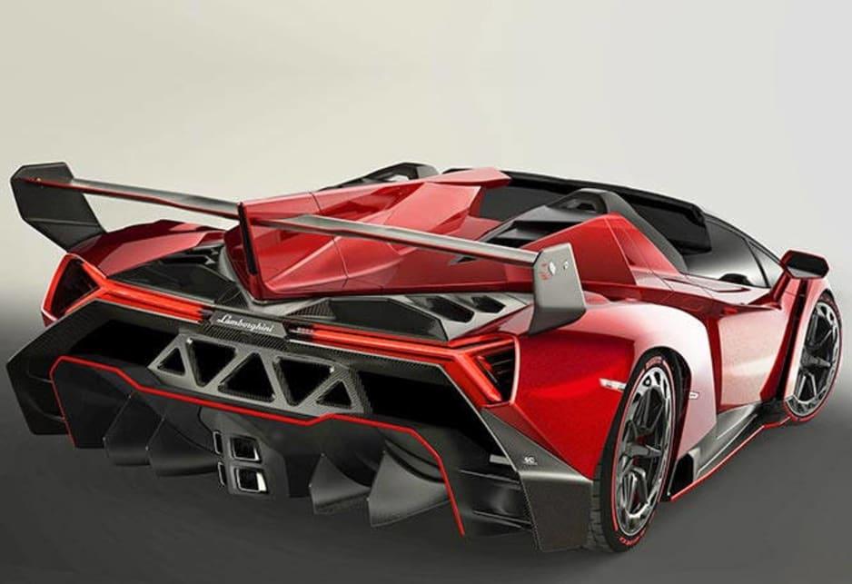 How Much Is A Lamborghini Veneno >> Lamborghini Veneno Roadster Priced At 4 7m Car News