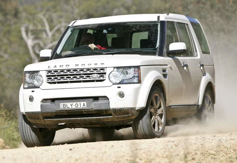 Overlander Magazine Four-Wheel Drive Of The Year