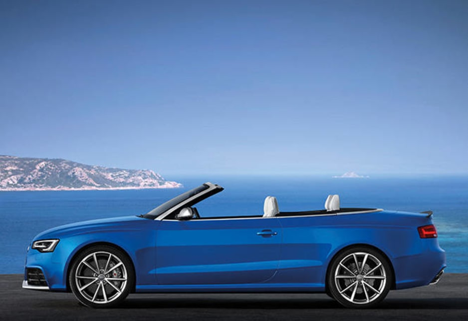 With the roof down, however, Cabriolet comes into its own as a superbly stylish and elegant vehicle.