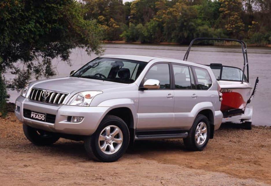 Used Toyota Land Cruiser Prado review: 1996-2013 | CarsGuide