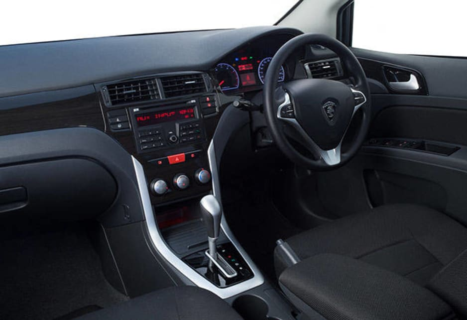 But the Preve leans in the direction of safety and comfort and is far from being a sporting model.
