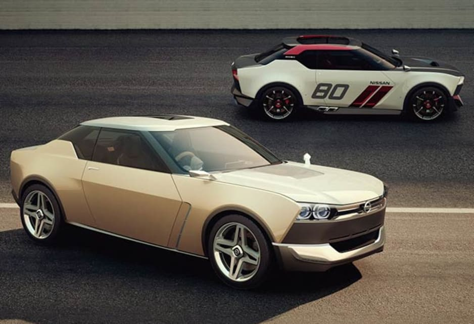 The IDx Nismo and Freeflow, are two models cast from the same mold, designed to meet the needs of younger customers in a process that Nissan describes as co-creation.