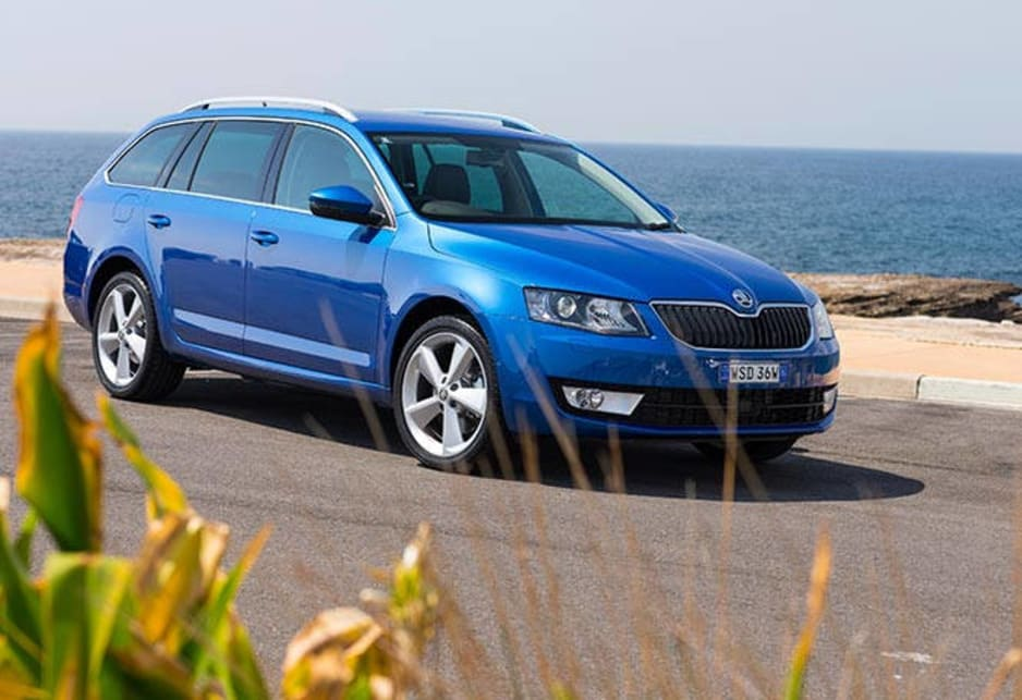 The Octavia's engines are instantly recognisable for anyone with a passing interest in the VW/Audi stable.