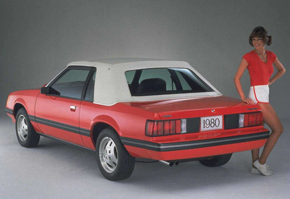 1980 Ford Mustang - Fox body