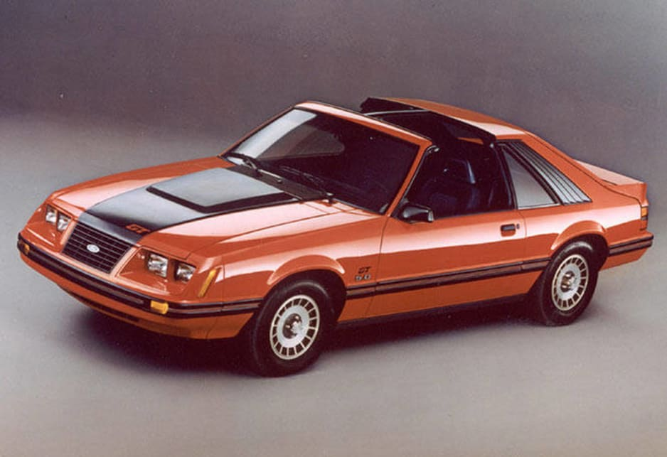1983 Ford Mustang - Fox body