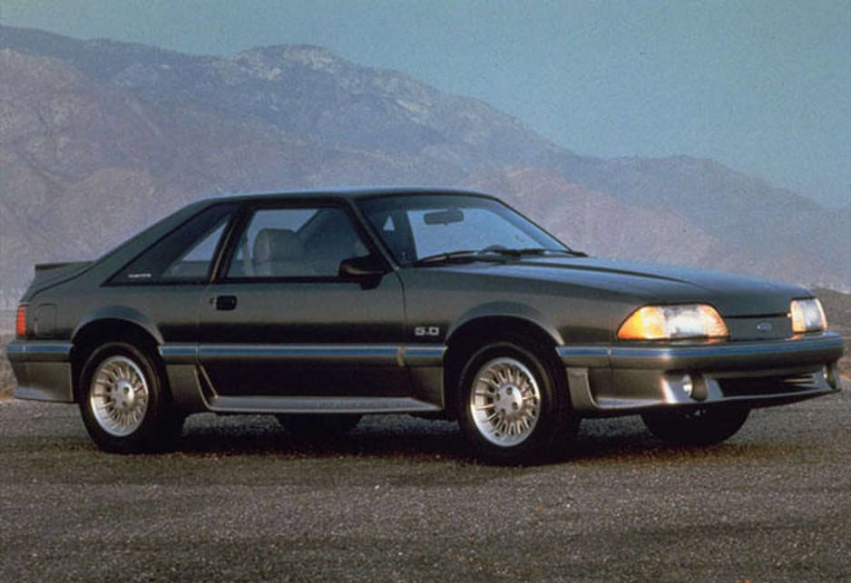 1987 Ford Mustang 5.0 - Fox body