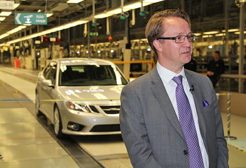Saab Restarts Cars May Return To Australia Car News Carsguide